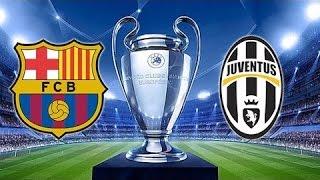 FC Barcelone VS Juventus de Turin-Ligue des Champions match retour