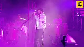Juan Luis Guerra en concierto en Hard Rock Hotel y Casino Punta Cana Rep. Dom.