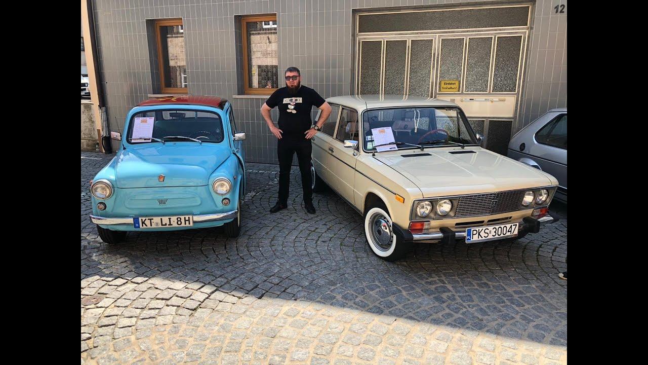 Вернисаж ретро автомобилей в Германии.23.06.2019 . #ретроавто #выставка #германия