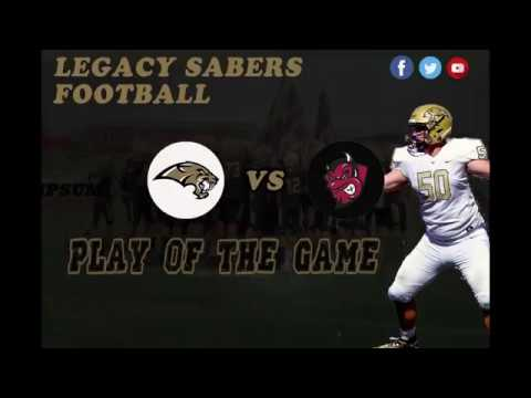Week 5 - Play of the Game