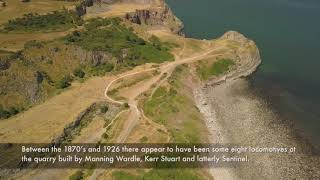 Little Ormes Head Quarry tramway - WikiVisually