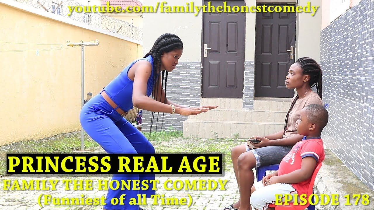 PRINCESS REAL AGE (Family The Honest Comedy) (Episode 178)