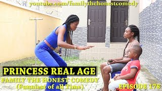 Princess Real Age (Family The Honest Comedy Episode 178)