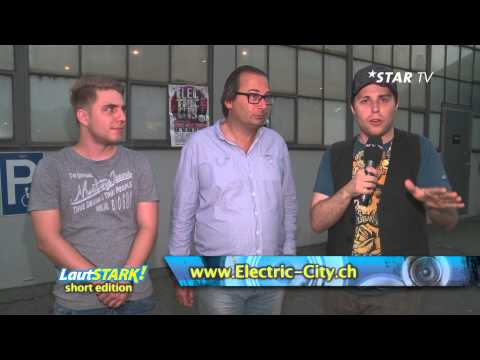 LautSTARK - Sergio Trillini - Electric City - Star TV