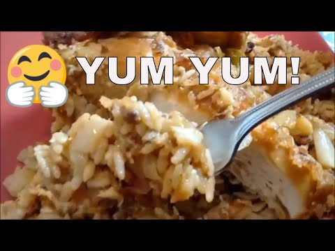 World's Best Chicken And Rice: Chicken Mukbang: How to make: From best of collection: