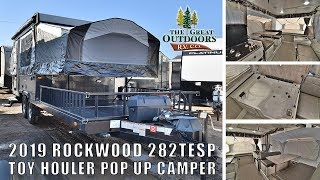 New 2019 ROCKWOOD 282TESP Off Road Pop Up Camper RV Colorado Sales Dealer