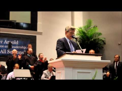 Rev. Jeff  Arnold's story