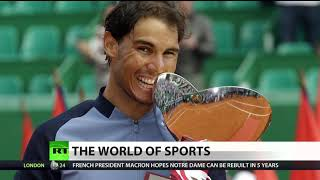 Nadal reigns as 'King of Clay'