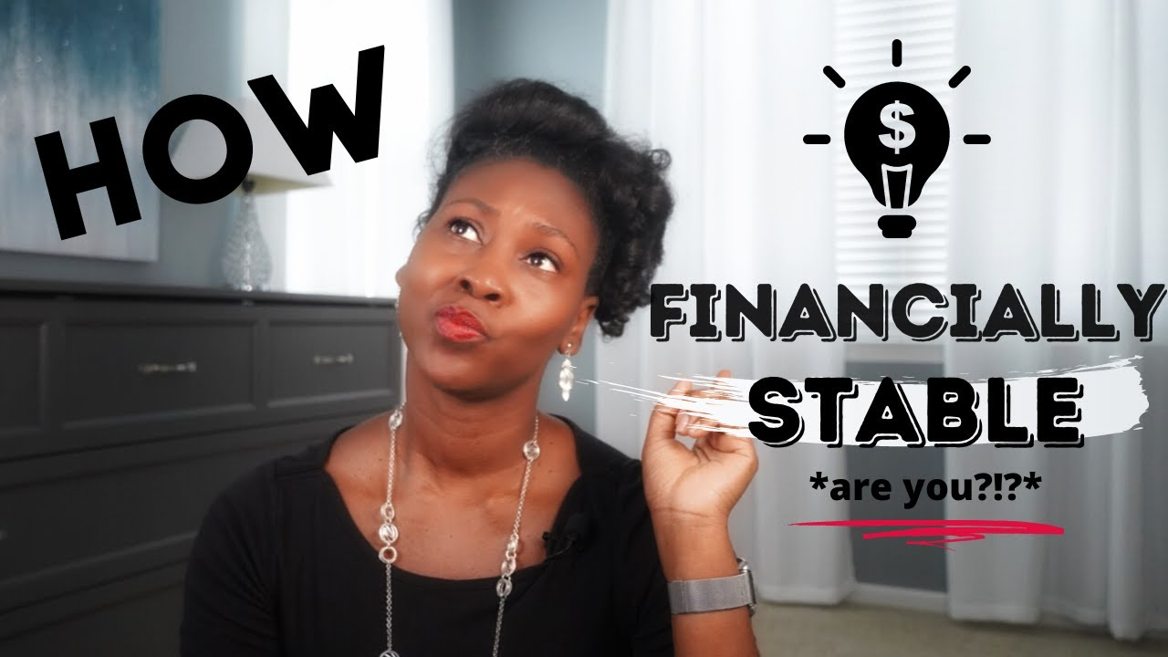 10 Signs You're In a *GOOD PLACE* Financially (even if you don't feel you are)⎟FRUGAL LIVI