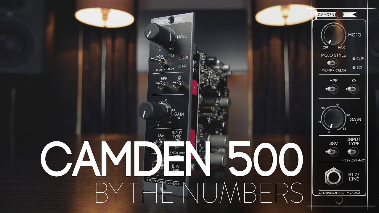 Cranborne Audio Camden 500