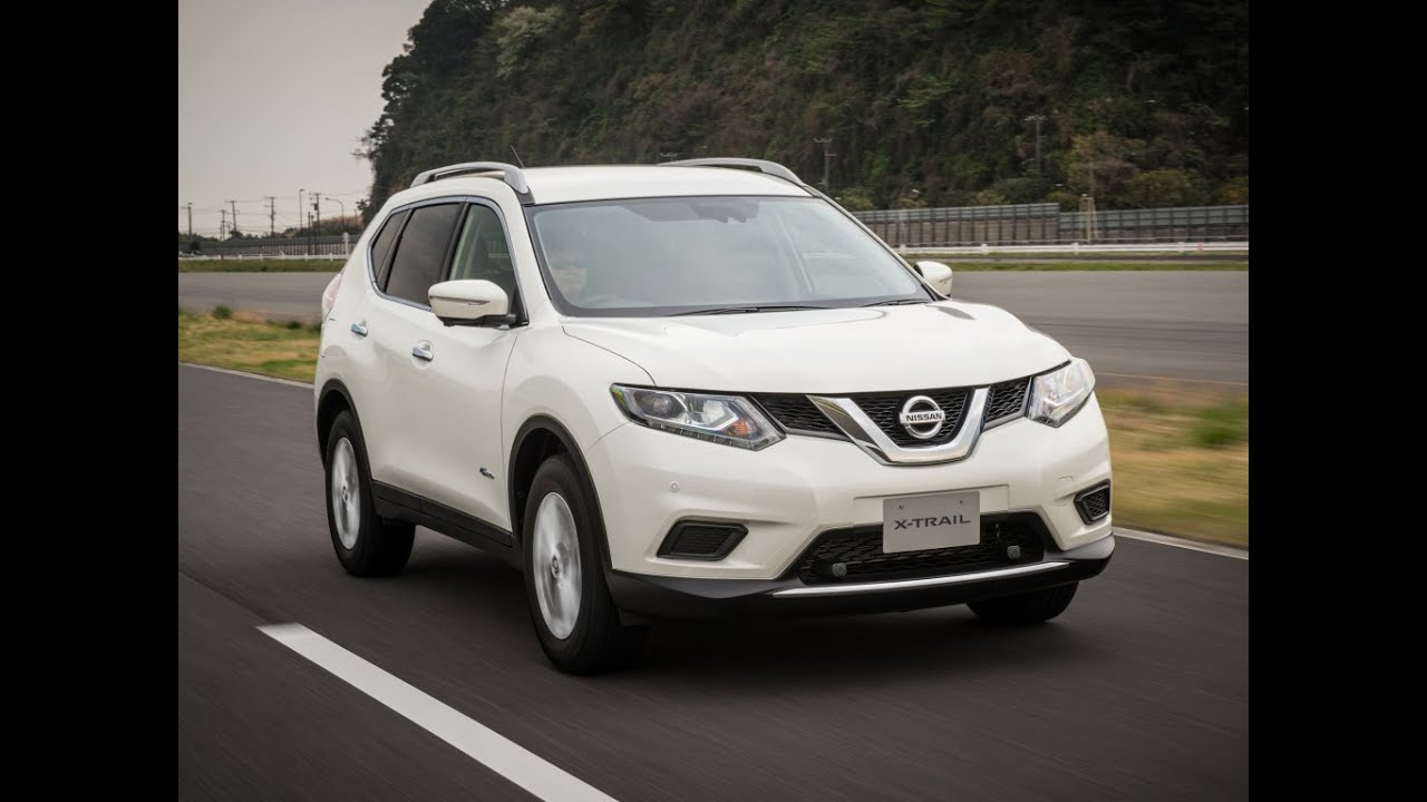 2016 new nissan x trail hybrid jp spec t32 39 2015 youtube. Black Bedroom Furniture Sets. Home Design Ideas