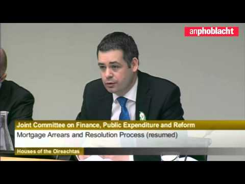 Pearse Doherty grills