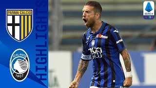 Parma 1-2 Atalanta | Atalanta comes from behind to beat Parma 2-1 | Serie A TIM