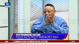 Nobody Can Challenge Buhari's Votes In The North, Says Clarke |Sunday Politics|