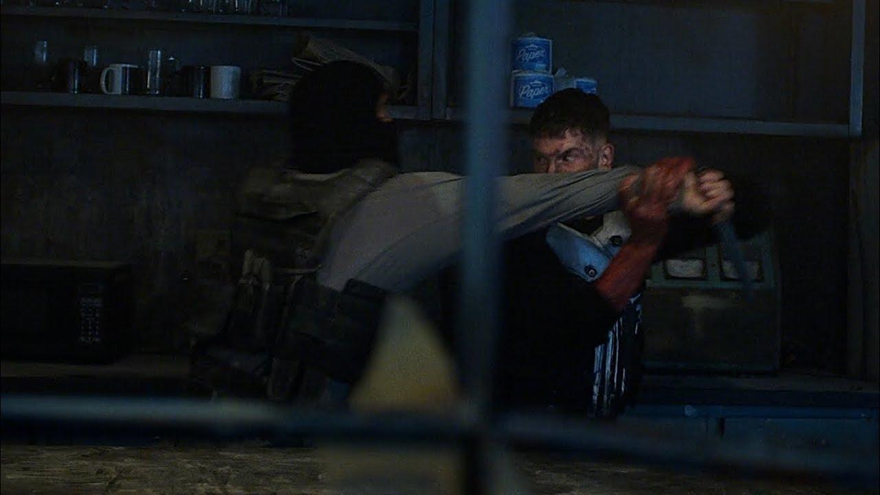 Download Punisher Fight Scenes | Punisher Season 1