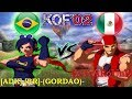 KOF 2002 - [ADK]-[BR]-(GORDAO)- vs ExTrARoUnD