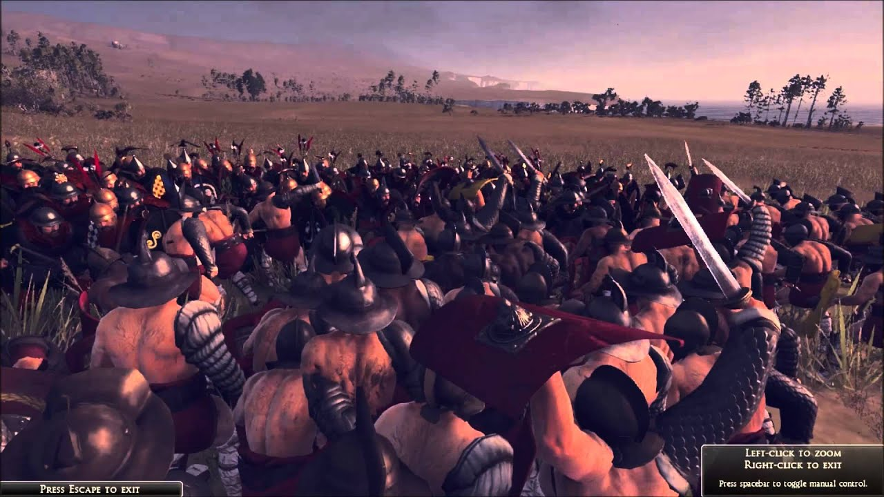 Rome 2 Total War Lets Compare Units in Battle. # 9 Gladiators vs ...