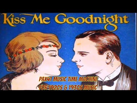The Beautiful Sweet Romantic Music Of The 1930s  @Pax41