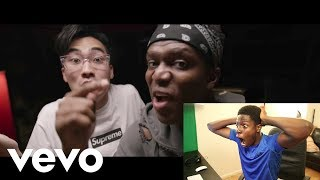 NEW KSI ft Ricegum - Earthquake (Official Music Video) ft W2S & Behzinga Diss Track