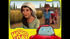 Superbook's Word of the Day - Ruth 1:16