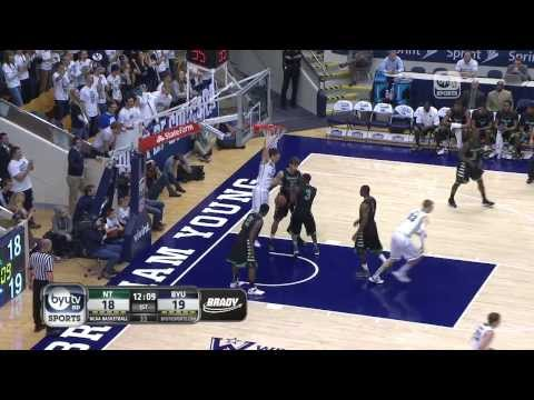 North Texas vs BYU Men