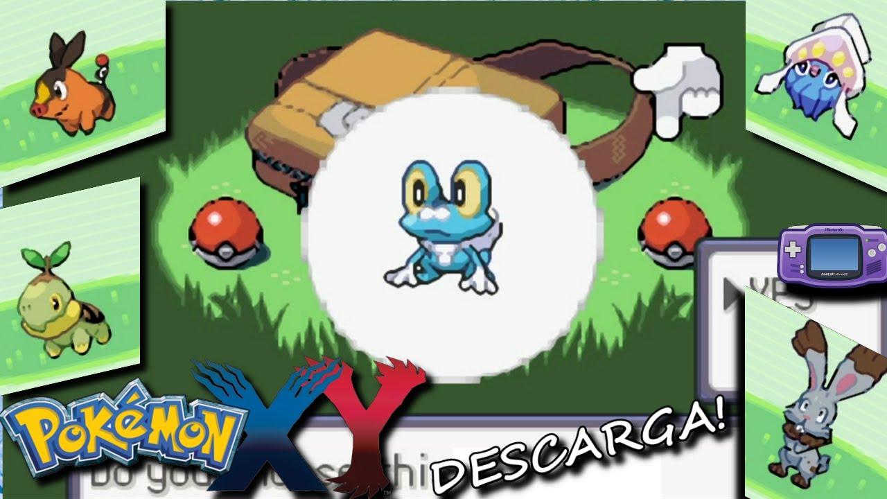 descargar pokemon xy para gba android my boy