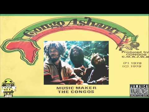 The Congos - Music Maker