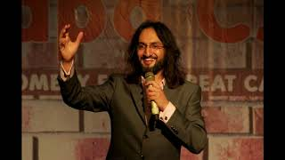 Papa CJ World Renowned Stand Up Comedian From India