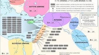 Israelin historia ennen ajanlaskun alkua