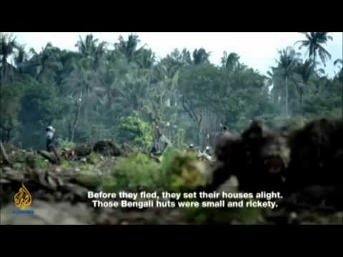 Al Jazeera Investigates The Hidden Genocide with Myanmar Subtitle by M Media