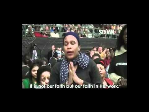 Patricia From Texas Delivered From Evil Spirit, Mother Healed In Tanzania At The Same Time