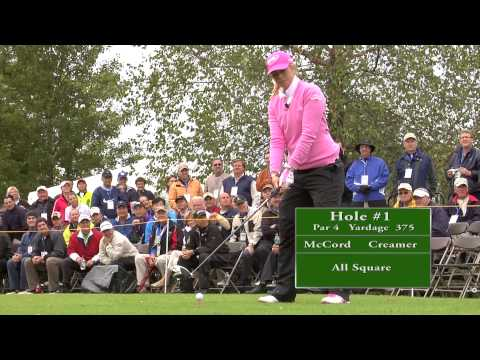 Paula creamer battle of the sexes