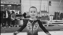 Maud CHAPOUTIER /Championne Départementale Rhône-Métropole de Lyon / Poussine Performance 9 ans