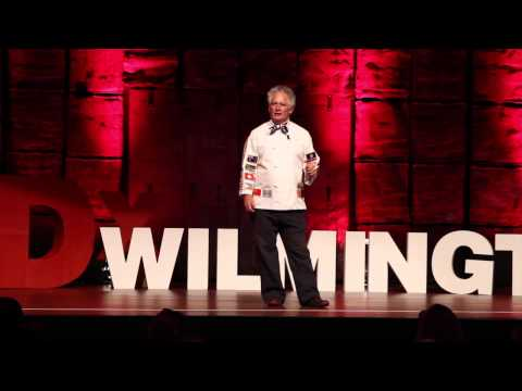 Be persistent, be present, & use your gift | Chef Otto | TEDxWilmington
