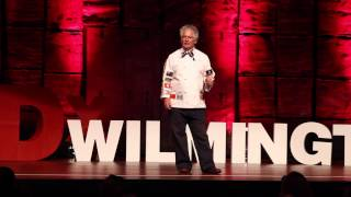 Be persistent, be present, & use your gift   Chef Otto   TEDxWilmington