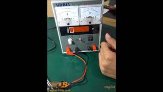 Review Power Supply Yihua 1501T Original