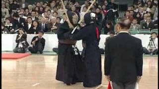 55回 全日本劍道 二刀(1回 31)