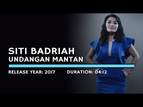 Siti Badriah - Undangan Mantan (Karaoke Version)