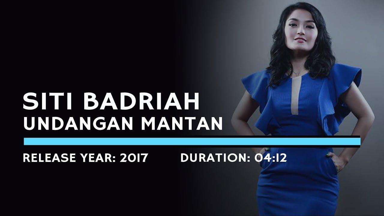 Siti Badriah - Undangan Mantan (Karaoke Version) - YouTube