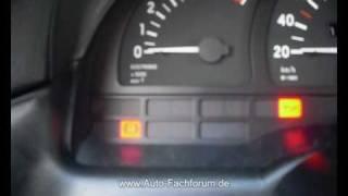 Opel Fehlerspeicher auslesen OBD-1 (10 Polig)