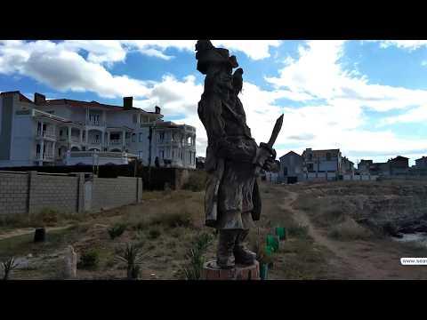 Севастополь, мыс Херсонес маяк, Казачья бухта, Маяк1, пляж. Crimea Sevastopol