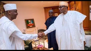 Saraki, Dogara Meet Buhari, Calls For Collective Effort Against Killings