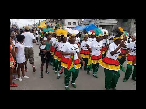 GUYANA 2016 MASH 50TH HD