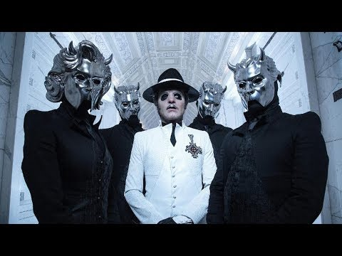 Ghost 101: Explaining the Mysterious Swedish Band - Toni Gonzalez's Weekly Riff Mp3