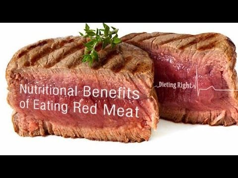 Nutritional Benefits of Eating Red Meat   Ventuno Dieting Right