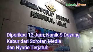 Download Video Diperiksa 12 Jam, Nanik S Deyang Kabur dari Sorotan Media dan Nyaris Terjatuh MP3 3GP MP4