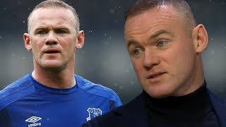 """""""I should have been more selfish"""" - Wayne Rooney reflects on leaving and returning to Everton"""
