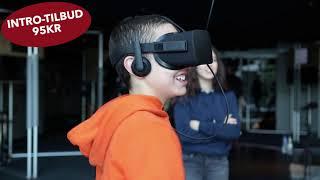 VR-Lounge i Nordisk Film Biografer Lyngby!