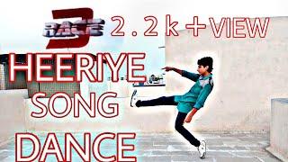 Heeriye Song dance | Heeriye Song Video - Race 3 | Salman Khan, Jacqueline | Meet Bros ft Deep Money
