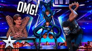 UNBELIEVABLY BENDY Auditions! | Britain's Got Talent